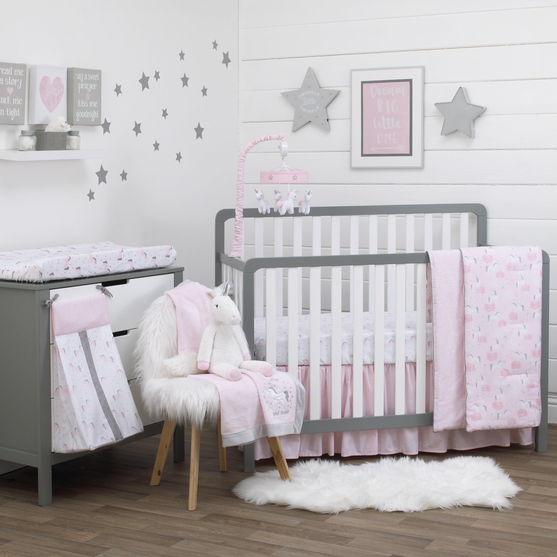 Licorne Décoration Idées Cadeau Chambre Decor Nursery Personalised tissu lettre