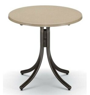 Werzalit Round Dining Table by Telescope ..