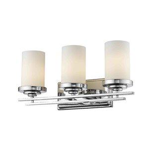 Capel 3-Light Vanity Light by Ebern Designs