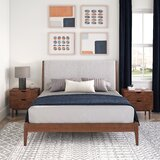 Collette Platform 3 Piece Bedroom Set by Foundstone