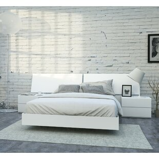 Gabriella Platform 4 Piece Bedroom Set