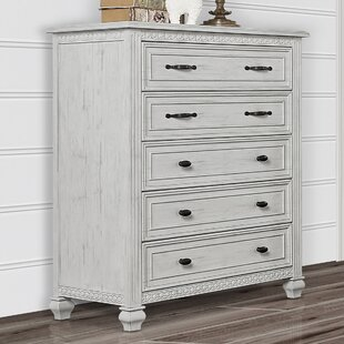Best Reviews Madison 5 Drawer Chest By Evolur