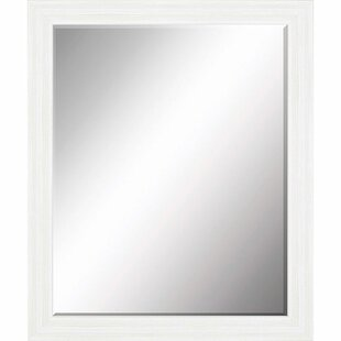 August Grove Amaury Beveled Accent Mirror
