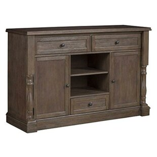 Blondelle Spacious Wooden Sideboard Gracie Oaks