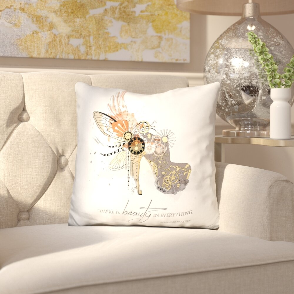 Strange House Of Hampton Marian Beauty Is Timeless Throw Pillow Forskolin Free Trial Chair Design Images Forskolin Free Trialorg