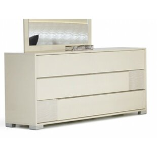Willa Arlo Interiors Dorinda 6 Drawer Dresser