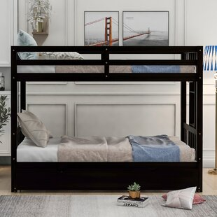 Havant Twin Over Twin Expandable To King Bunk Bed with Trundle by Isabelle amp Max