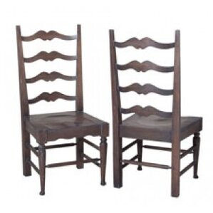 Beaucanton Ladderback Side Chair (Set of 2) by August Grove