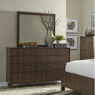 Wrought Studio King 8 Drawer Double Dresser ..