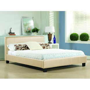 Upholstered Bed Frame By Wade Logan