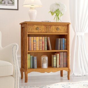 Low 89cm Standard Bookcase By Astoria Grand
