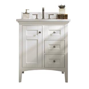 Best Choices Palisades 29 Single Bathroom Vanity Base Only ByJames Martin Furniture