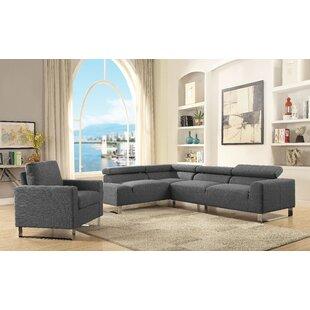 Camargo Configurable Living Room Set by Orren Ellis