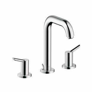 Compare prices Focus Widespread Standard Bathroom Faucet By Hansgrohe