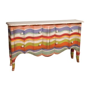 Baron 4-Drawer Sideboard by Bloomsbury Ma..