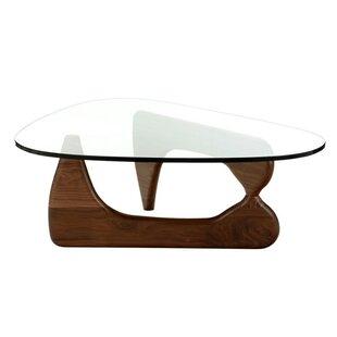 Brayden Studio Arent Yin Yang Coffee Table