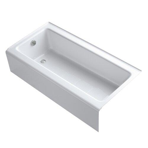 KOHLER K-9155-0 Bellwether Plastic Drain Cover for 60-Inch x 32-Inch Shower Base
