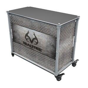 Realtree All Purpose Bar Cart by Rainmaker Imports