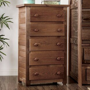 Bargain Salamone 5 Drawer Chest by Harriet Bee Reviews (2019) & Buyer's Guide
