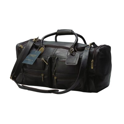 "Xl Executive Sport 22"" Carry-on Duffel Claire Chase"