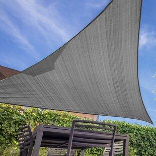5m X 5m Triangular Shade Sail Image