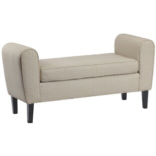 Taylor Upholstered Bench by Leffler Home