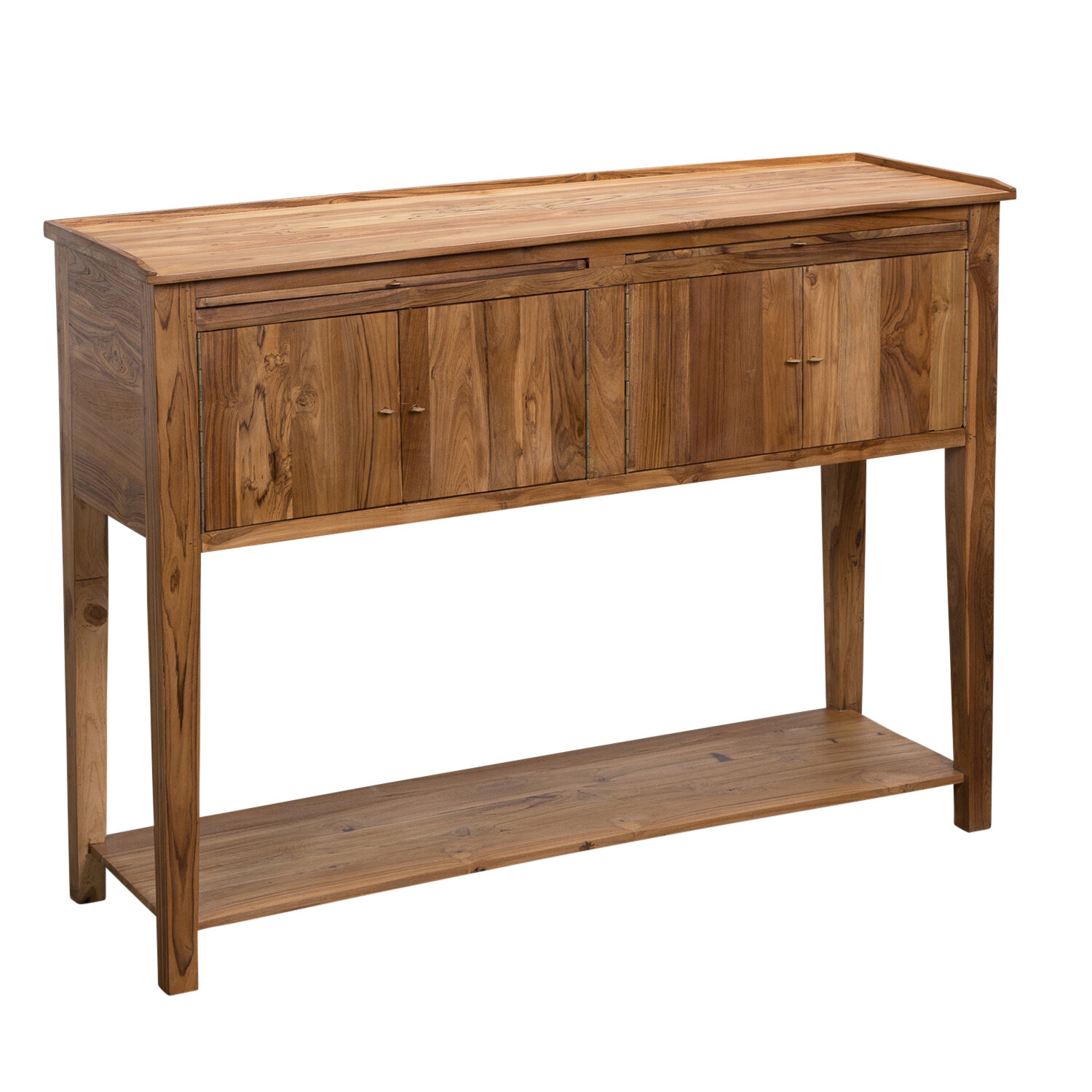 High Quality Foundry Select Angus Reclaimed Teak Buffet Table | Wayfair