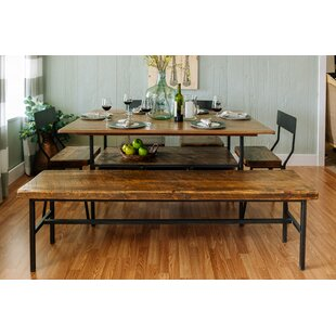 Mitzi 6 Piece Dining Set Millwood Pines