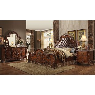 Welliver Wood Panel Configurable Bedroom Set by Astoria Grand