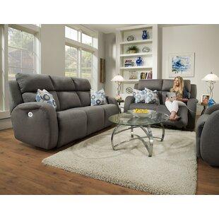 Grand Slam Reclining Reclining Configurable Living Room Set