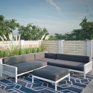 Modern Outdoor Furniture Decor Allmodern. Modern Patio Furniture Table   Interior Design