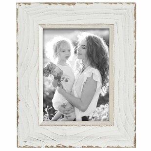 16x20 White Distressed Frame Wayfair