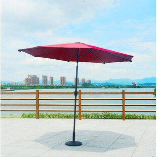 Darby Home Co Bess 9' Market Umbrella