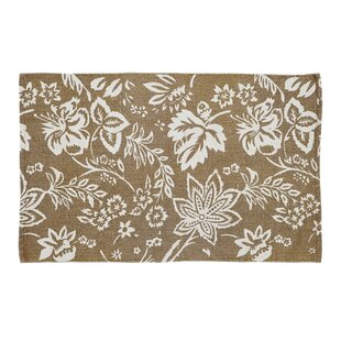 Messina Khaki Area Rug By Charlton Home