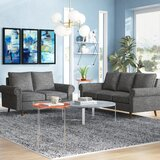 Cyr 2 Piece Living Room Set by Wrought Studio™