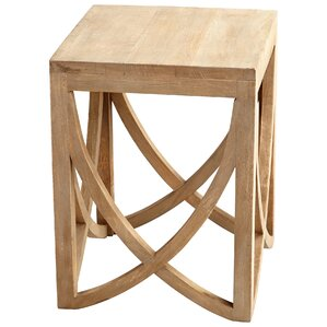 Lancet Arch End Table by Cyan Design