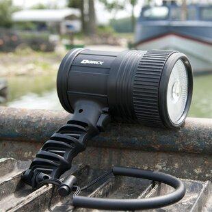 Best Reviews 500-Lumen Zoom Focus Outdoor Spotlight By Dorcy