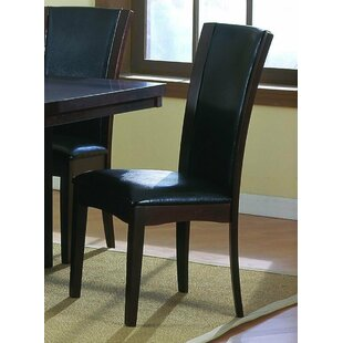 Leroux Upholstered Dining Chair (Set of 2) Red Barrel Studio