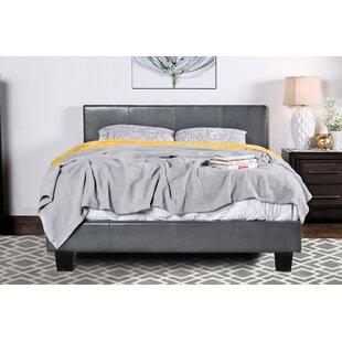 Wrought Studio Santoro Upholstered Panel Bed