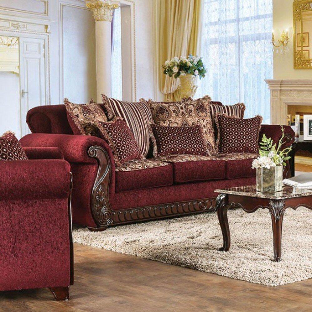Fleur de lis living cowen sofa wayfair