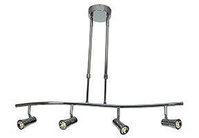 Access Lighting Sleek 4-Light Track Kit