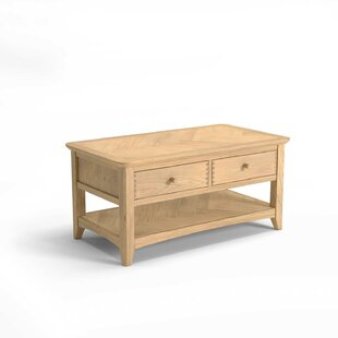 Huddleson Coffee Table With Storage By Gracie Oaks