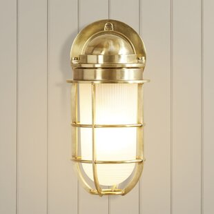 Joy 1 Light Wall Sconce by Longshore Tides