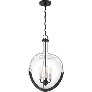 Rosio 3-Light Globe Chande..