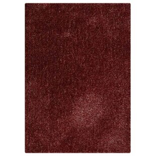 Best Reviews Ry Hand-Tufted Red White Use Area Rug ByLatitude Run