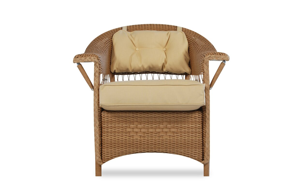Nantucket Patio Dining Chair With Cushions