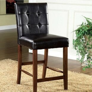 Dany Pub Chair (Set of 2) Red Barrel Studio