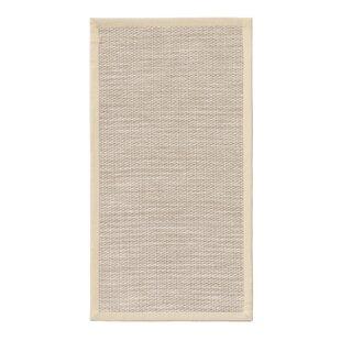 Indoor/Outdoor Flatwoven Grey Rug Image