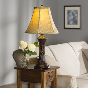 Alcott Hill Shawe Table Lamp (Set of 2)