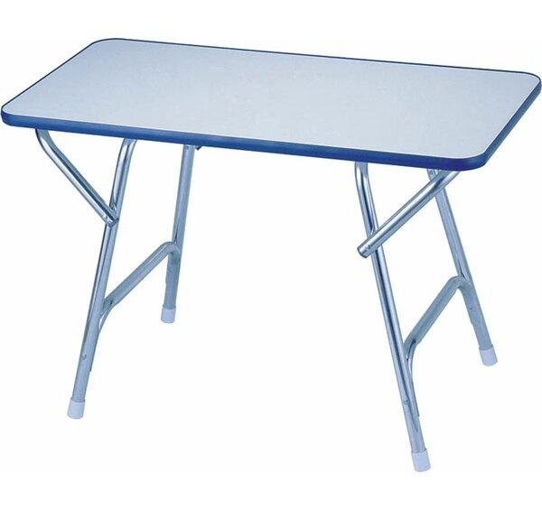 Marvelous Folding Deck Rail Table | Wayfair